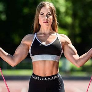Arida Muru esindab 2018 aastal Via Fitnessi Spordiklubi!
